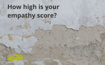 How high is your empathy score?